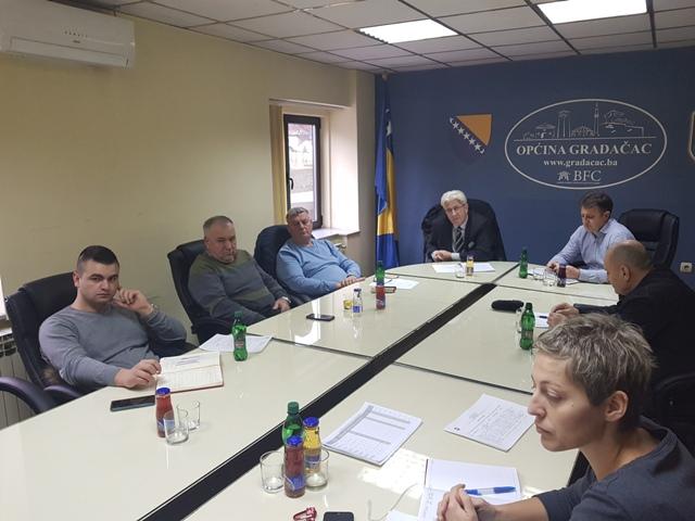 13. sjednica Privrednog savjeta Općine Gradačac
